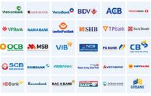 Cổ phiếu ngân hàng đồng loạt tăng, SHB và SSB tăng trần phiên cuối tuần