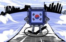 Hàn Quốc gia nhập cuộc đua sản xuất chip bằng kế hoạch 450 tỷ USD