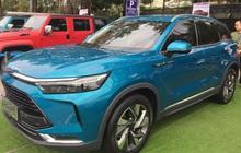 """Nhiều mẫu xe """"gây sốt"""", ôtô Trung Quốc nhập về Việt Nam tăng phi mã 480%"""