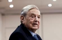 George Soros mua hơn 350 triệu USD cổ phiếu liên quan đến vụ margin call của Archegos