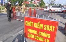 Giãn cách xã hội thành phố Bắc Ninh và huyện Quế Võ từ 6h ngày 18/5