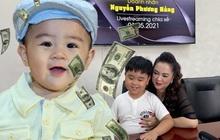 Con trai bà Phương Hằng mới 1 tuổi đã được di chúc cả nghìn tỷ đồng, bố mẹ giàu nhờ kinh doanh nhưng lại dạy con đầy bất ngờ