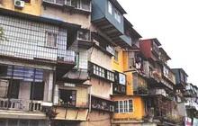 Hàng ngàn hộ dân sống trong chung cư cũ thấp thỏm chờ tái định cư