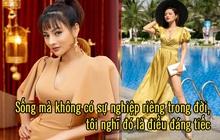 """Siêu mẫu Vũ Thu Phương - từ người nổi tiếng trong làng mẫu Việt tới nữ doanh nhân """"thích đi ngược dòng"""": Sống mà không có sự nghiệp riêng trong đời là điều đáng tiếc!"""