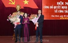 Ông Phạm Gia Túc làm Bí thư Tỉnh ủy Nam Định