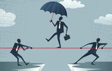 VnIndex giảm 9 điểm phiên cuối tuần, HDB, TPB, HPG bứt phá