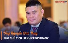 Bầu Thụy chính thức đảm nhận vị trí mới tại HĐQT LienVietPostBank