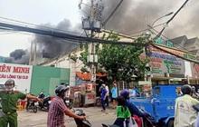 Tìm thấy ít nhất 7 thi thể trong đám cháy nhà dân ở quận 11, TP HCM