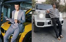 """Dàn cầu thủ, nghệ sĩ 9X Việt sở hữu siêu xe tiền tỷ khi tuổi còn rất trẻ: Người sở hữu cả bộ sưu tập """"xế"""" tới 21 tỷ, người chi cả chục tỷ đồng cho một chiếc xe ưng ý"""