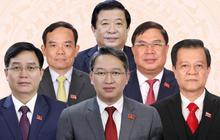 6 Bí thư Thành ủy, Tỉnh ủy vừa được phân công, phê chuẩn