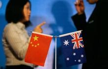 """Trung Quốc """"hết đạn"""", bó tay trước át chủ bài của Úc?"""