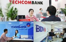 Techcombank vừa vượt qua cả BIDV lẫn Vietinbank, trở thành ngân hàng có vốn hoá lớn thứ 2 trên sàn chứng khoán