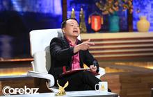 Nhận ra co-founder lên Shark Tank gọi vốn chính là đồng nghiệp cũ, Shark Bình cho biết 20 năm trước bản thân từng cắp sách học lập trình từ đàn anh
