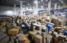 Hàng nghìn shipper Hàn Quốc nổi giận, đình công vô thời hạn, hàng hóa tắc nghẽn trên mọi nhà kho