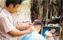 Từ 1/8: May đo, cắt tóc, gội đầu... chính thức phải đóng thuế 7%