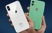 """iPhone X, iPhone 11 giá rẻ đang tràn ngập thị trường, người dùng cẩn thận kẻo """"tiền mất tật mang"""""""