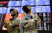 Nikkei có lúc mất gần 4%, chứng khoán châu Á vẫn chìm trong sắc đỏ