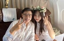 """CEO Hùng Đinh """"cầu hôn trên mây"""" thành công, rước MC VTV24 kém 16 tuổi về dinh"""