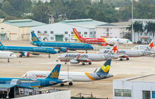 Cục Hàng không yêu cầu không để máy bay nằm sân trên 1 tháng