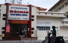 Bệnh viện đa khoa Sài Gòn tạm ngưng nhận bệnh nhân vì 5 ca F0 đến khám trong ngày