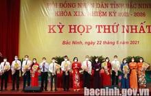 Chủ tịch HĐND và UBND tỉnh Bắc Ninh tái đắc cử