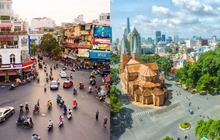 Vị trí của Hà Nội và TP.HCM thay đổi ra sao trong bảng xếp hạng mới nhất về các thành phố đắt đỏ nhất thế giới?