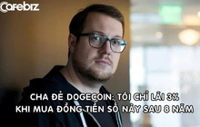 Cha đẻ Dogecoin khoe chỉ lời được 3% khi mua đồng tiền số do mình tạo ra