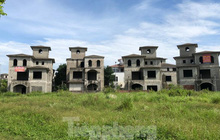 Điểm mặt các khu biệt thự triệu đô bỏ hoang ở Hà Nội trước đề xuất đánh thuế