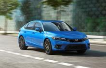 Honda Civic 2022 có thêm bản hatchback - thực dụng hơn, thêm lựa chọn số sàn