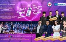 Đêm hòa nhạc giao hưởng trực tuyến ủng hộ Quỹ vaccine COVID-19: Chia sẻ để gần nhau hơn, vì một Việt Nam khỏe mạnh