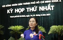 Bà Nguyễn Thị Lệ tái cử Chủ tịch HĐND TP HCM