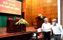 Ông Nguyễn Văn Phương làm Phó Bí thư tỉnh ủy Thừa Thiên - Huế
