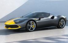 Ferrari tung siêu xe 296 GTB 2022: Động cơ V6 hybrid mạnh 819 mã lực, giá 321.000 USD