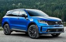 Đối thủ Hyundai SantaFe giảm mạnh hàng trăm triệu đồng, xuống mức thấp kỉ lục