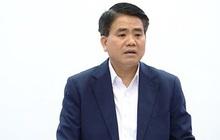 Nguyên Chủ tịch Hà Nội Nguyễn Đức Chung tiếp tục bị khởi tố