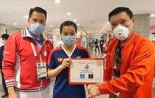Hot girl cầu lông Nguyễn Thuỳ Linh đại thắng sao Pháp gốc Trung Quốc ở Olympic Tokyo
