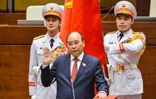 Ông Nguyễn Xuân Phúc tiếp tục được giới thiệu giữ chức Chủ tịch nước