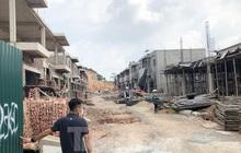 Hàng chục căn nhà phố, shophouse không phép 'mọc' trong dự án TTCP vừa chỉ loạt sai phạm