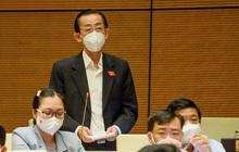 Được ưu tiên phát biểu, ĐBQH nghẹn ngào nói lời cảm ơn tình cảm của cả nước với Thành phố Hồ Chí Minh