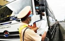 Bộ GTVT hỗ trợ xét nghiệm lưu động cho lái xe vận tải hàng hóa