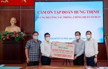 Tập đoàn Hưng Thịnh hỗ trợ hơn 35 tỉ đồng phòng, chống dịch tại Tp.HCM