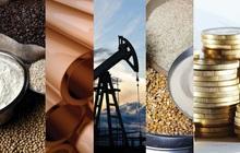 Thị trường ngày 27/7: Giá vàng giảm, đồng đạt đỉnh 6 tuần, cà phê cao nhất 6,5 năm