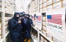 Cận cảnh kho chứa 1,5 triệu liều vắc xin Moderna Mỹ tại Thành phố Hồ Chí Minh