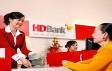 HDBank: Ngày 27/8 chốt danh sách trả cổ tức tỷ lệ 25%