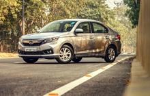 """Khám phá Honda Amaze, đối thủ """"đáng gờm"""" của Hyundai I10 và Kia Morning, giá bán chưa đến 200 triệu đồng"""