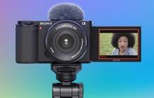Sony ra mắt máy ảnh Alpha ZV-E10: Nhiều tính năng thú vị cho Vlogger, giá 18,9 triệu đồng