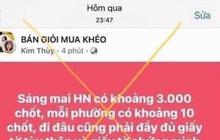 Người tung tin '3.000 chốt kiểm soát ở Hà Nội' bị phạt 12,5 triệu đồng