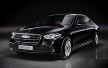 """Mercedes S-Class Guard 2022 ra mắt: limousine cho yếu nhân, """"xe tăng bọc nhung"""" cũng chỉ đến thế"""