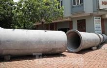 Cận cảnh những chốt chặn 'khác lạ' ở Hà Nội