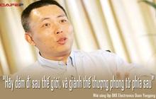 """""""Bố già"""" của ngành smartphone Trung Quốc Đoàn Vĩnh Bình: Người """"dám đi sau thế giới rồi giành thế thượng phong"""" và quyết định rút lui giữa hào quang ở tuổi 40"""